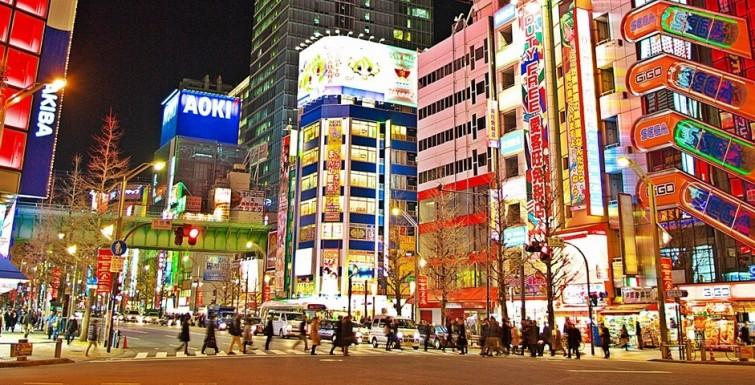 Conheça Akihabara, o paraíso dos eletrônicos no Japão
