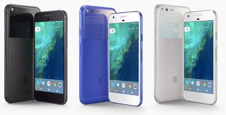 Pixel e Pixel XL: os novos smartphones da Google