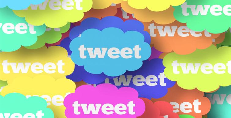 criar tweets