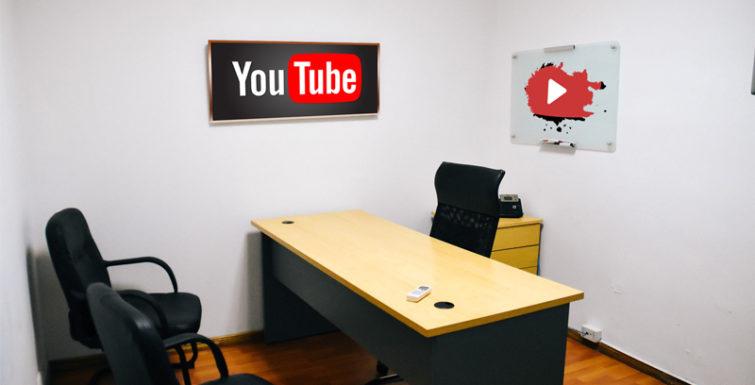 youtube pequenos negócios